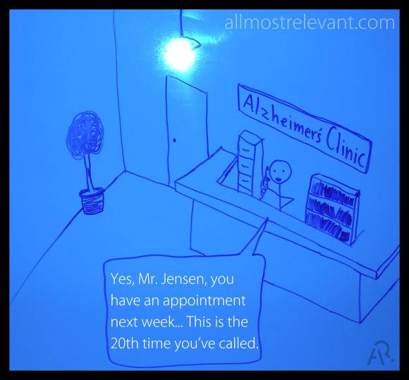 alzheimer's clinic